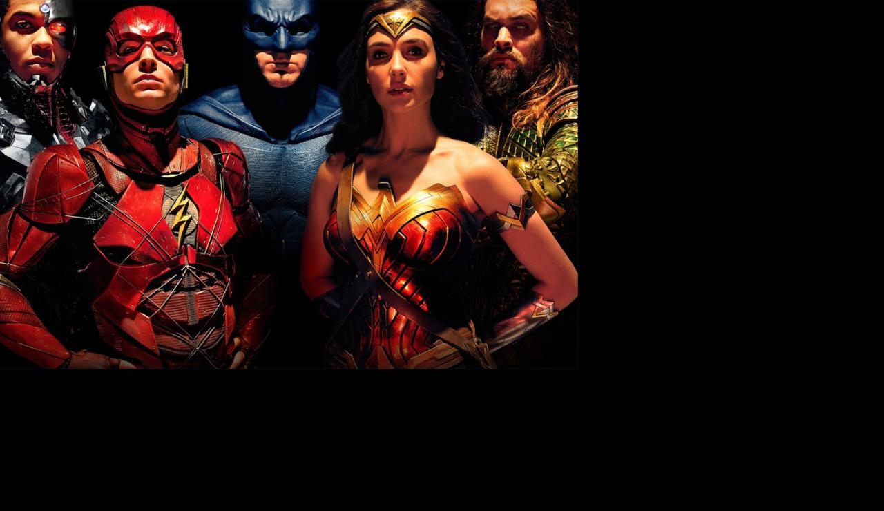 super Liga de la Justicia