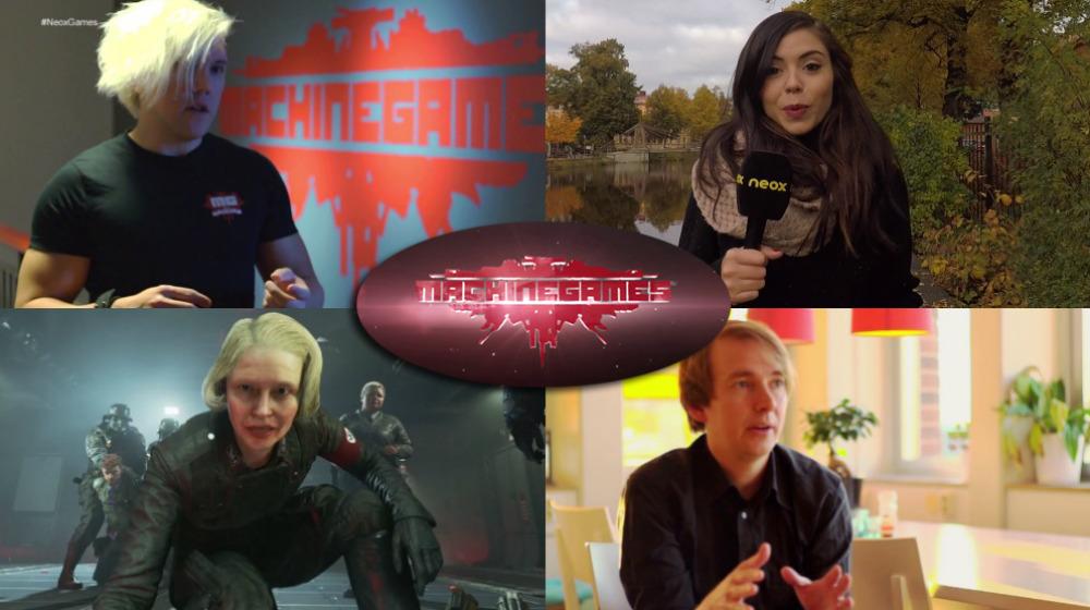 'Neox Games' descubre los secretos mejor guardados de Machine Games