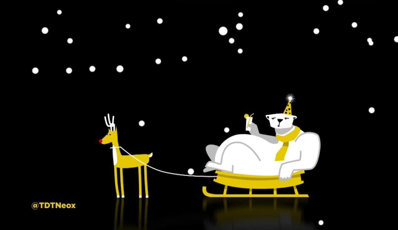 NEOX se 'hace eco' por Navidad