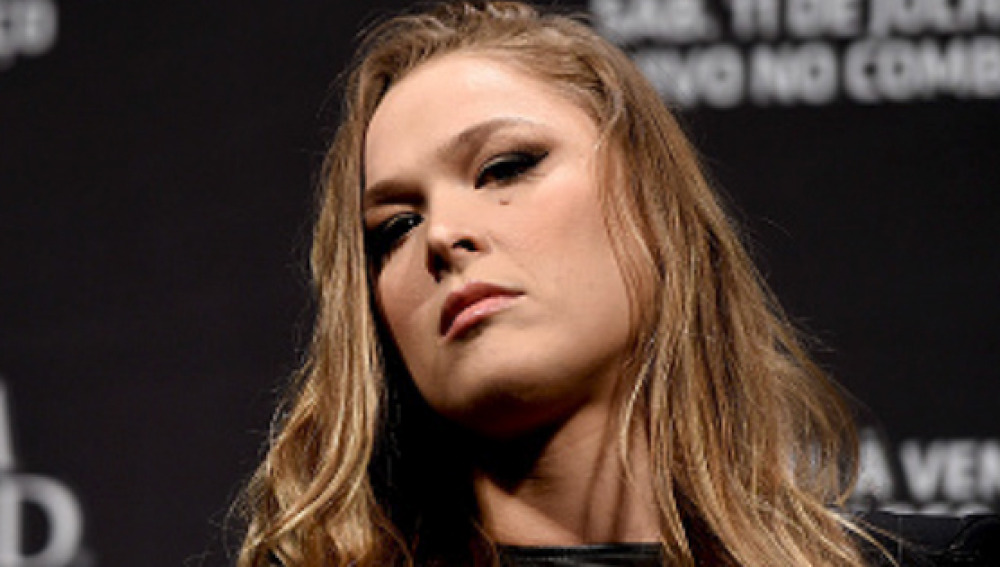 La llegada de Ronda Rousey a WWE en inminente