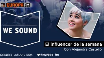 Alejandra Castelló es la Influencer de la semana de We Sound