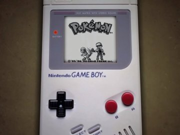 Pokémon en Game Boy