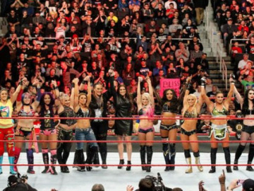 Primer Royal Rumble Femenino