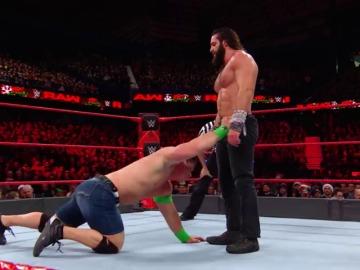John Cena regresa a Neox de la mano de Raw