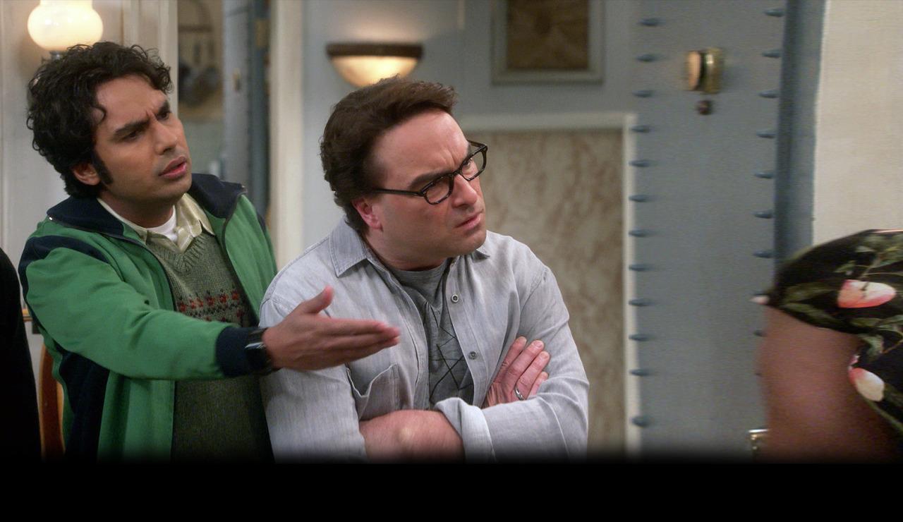 Amy y Sheldon eligen dama de honor y padrino