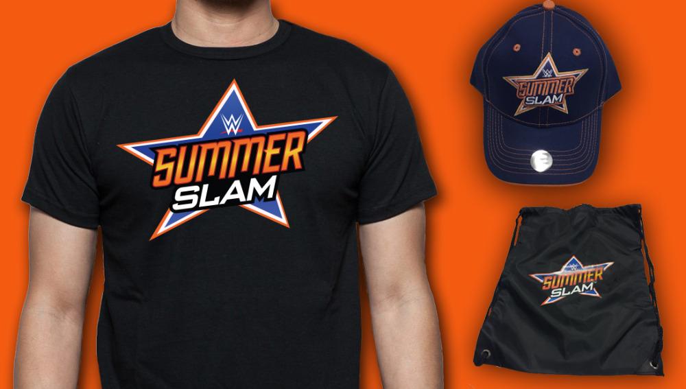 Consigue un pack del último Summer Slam