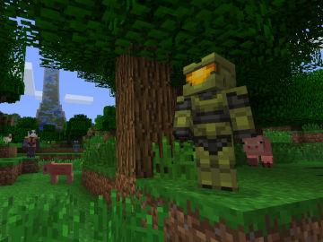 Jefe Maestro en Minecraft