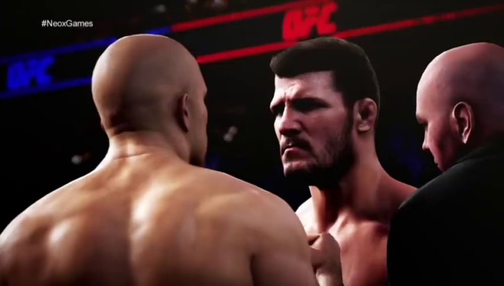 UFC 3, Dissidia Final Fantassy NT, novedades de la semana en los videojuegos