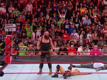 Un Gauntlet Match como antesala de WWE Elimination Chamber
