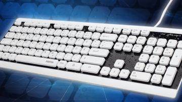 Llévate este teclado lavable COVO de Hama