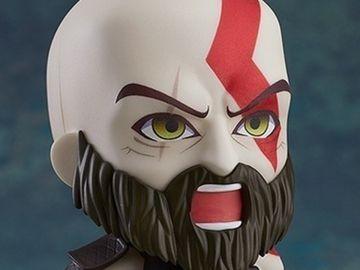 Kratos en versión Nendoroid