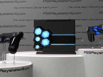 Prototipo de PlayStation 5