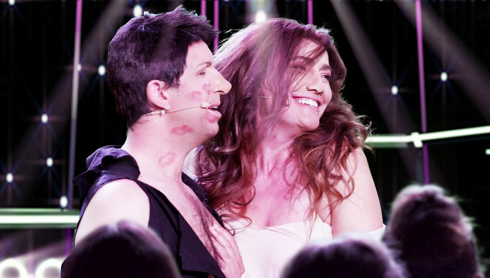Vídeo inédito de Amaia y Alfred cantando 'Tu canción' para Eurovisión en 'Homo Zapping'