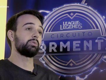 El circuito tormenta, último proyecto de Riot Games