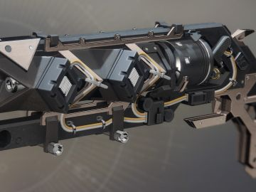 Arma legendaria IKELOS_HC de Destiny 2