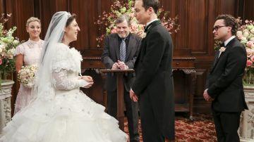 The Big Bang Theory - Temporada 11 - Capítulo 24: La asimetría de la pajarita