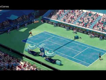 Por fin llega a PS4 Tennis World Tour y Become Human
