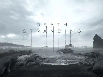 Logo del videojuego Death Stranding