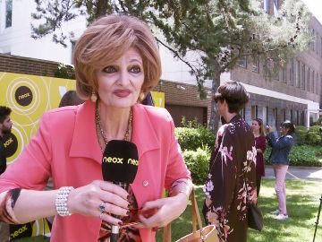 """María Teresa Campos: """"A mí las criadas me gustan mucho"""""""