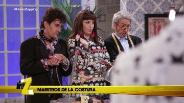 """Palomo Spain: """"Tu obra es art nou veau qué fea'"""""""