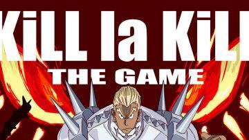 Kill la Kill The Game Poster Oficial